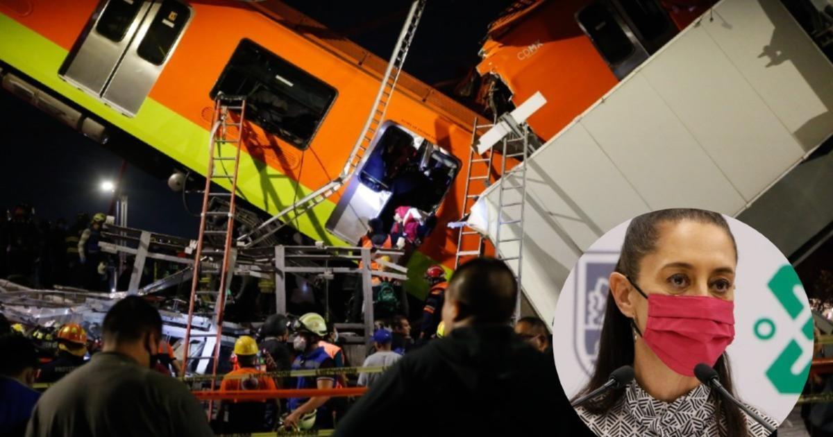 Reconstrucción de Línea 12 del Metro CDMX iniciara esta semana, anuncia Claudia Sheinbaum
