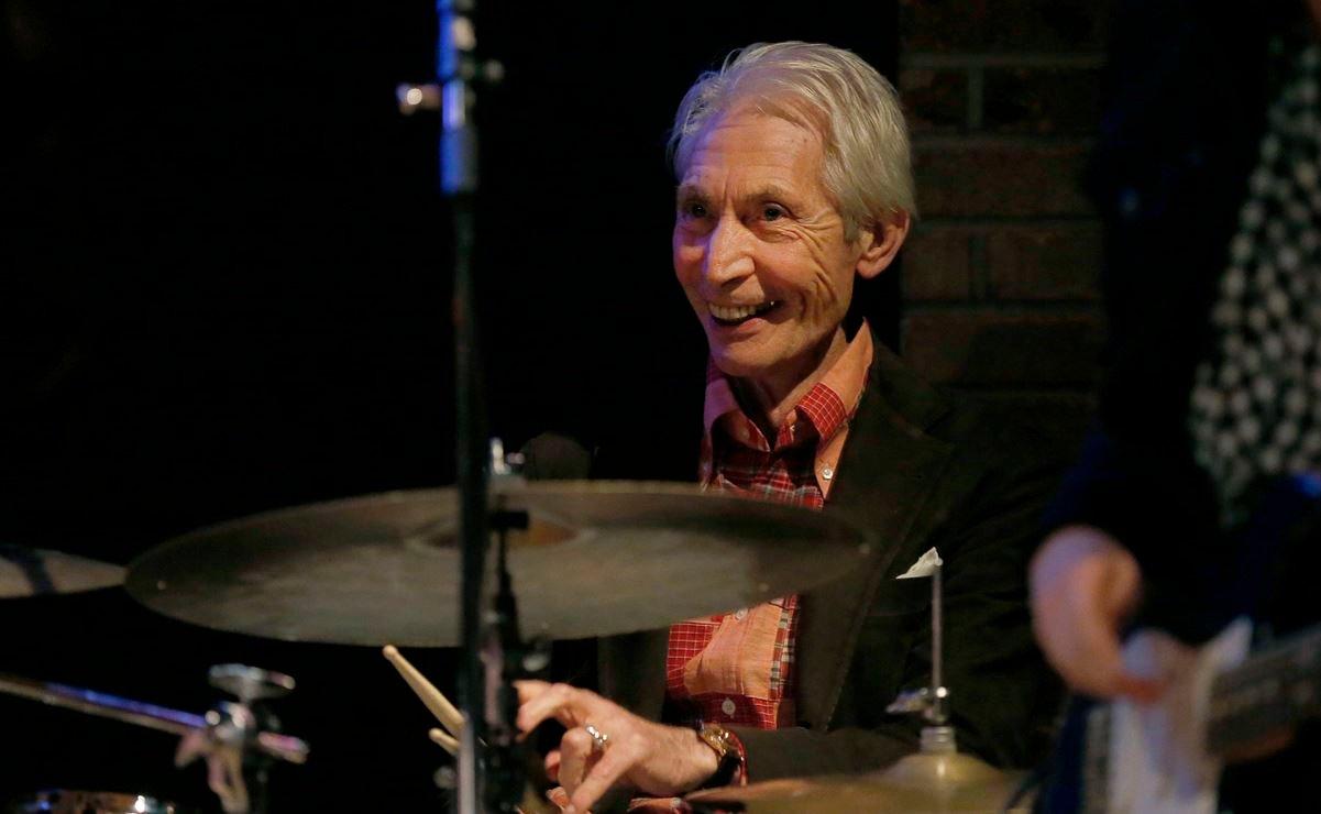 Muere Charlie Watss baterista de The Rolling Stones a los 80 años de edad