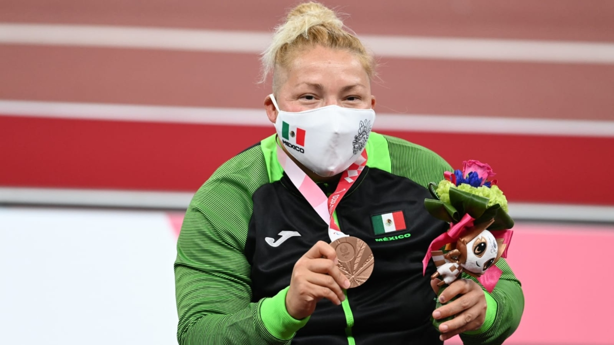 Paralímpicos Tokio 2020: México obtiene segunda medalla