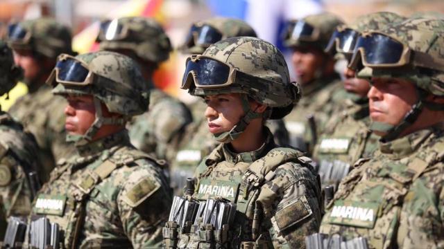 Diputados aprueban en lo general Ley de la Armada de México