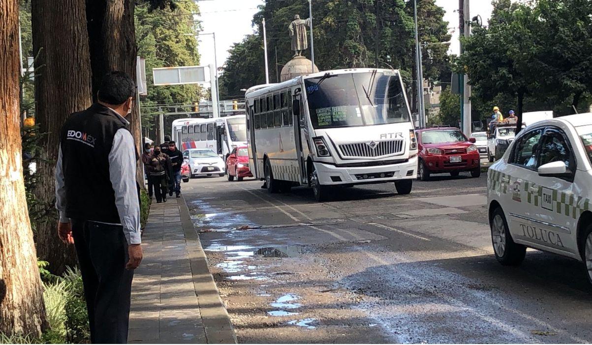 ¿Qué pasa con la ciclovía de Paseo Colón en Toluca?