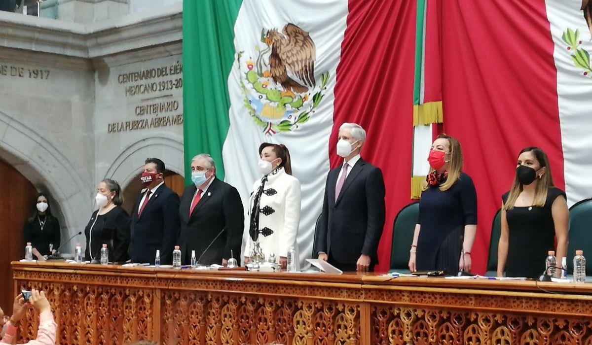 Legislatura mexiquense 21-24 ya no será la primera con más mujeres