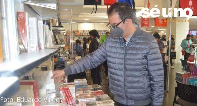 Expositores de la FILEM reportan bajas ventas