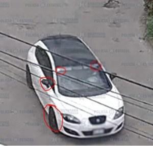 Encarcelan a peligroso criminal del Edomex, paseaba en auto robado