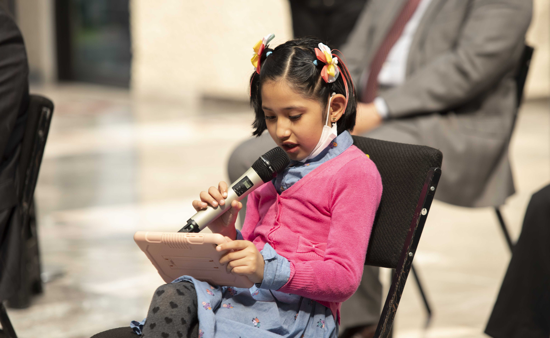 Abre PJEdomex salas para escuchar a niñas y niños