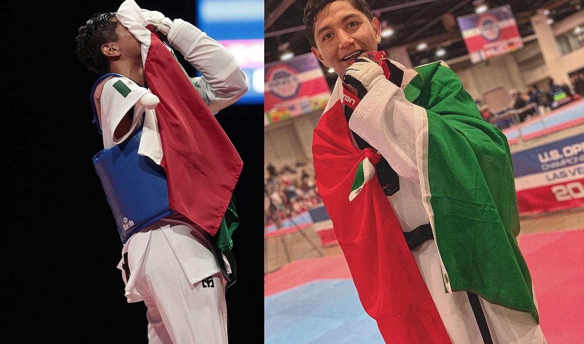 ¡Histórico! Juan Diego García se cuelga el oro en debut de Parataekwondo