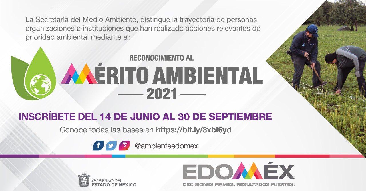 Convoca Gem a participar para obtener el reconocimiento al merito ambiental 2021
