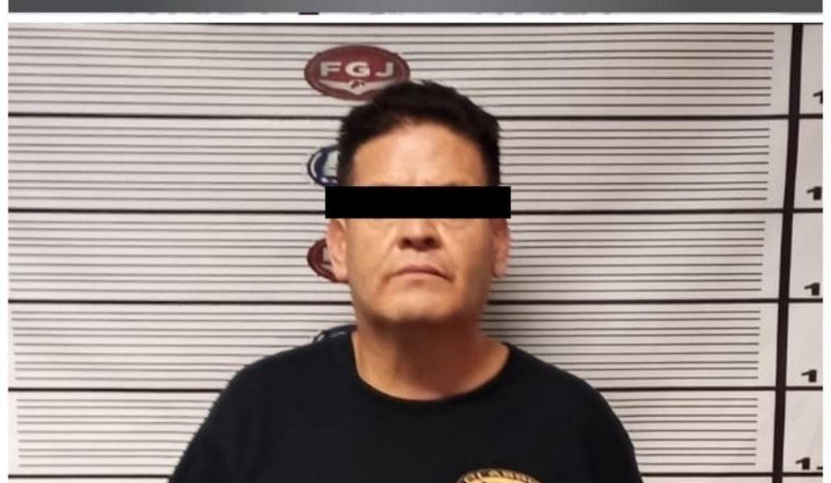 Detenido agresor de la profesora de prepa 5 UAEMex