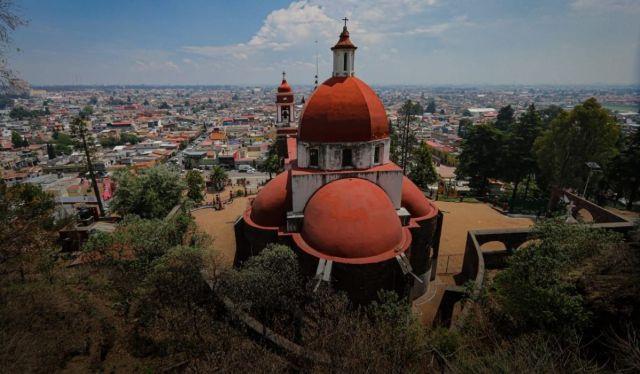 El Calvario, Metepec