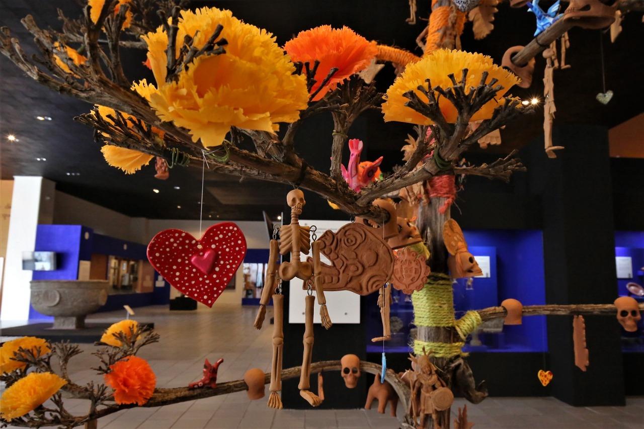 Invitan a conocer el quiote el sincretismo en el Museo de antropología del Estado de México