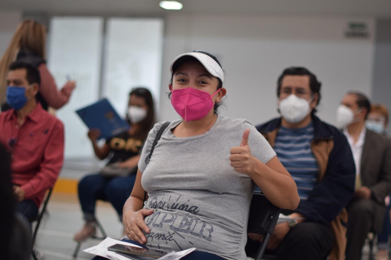 Ecatepec anuncia fechas para aplicación de segunda dosis de la vacuna AstraZeneca a adultos de 40 a 49 años de edad