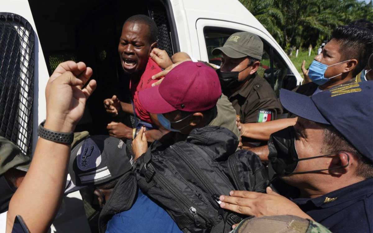 caravana de migrante