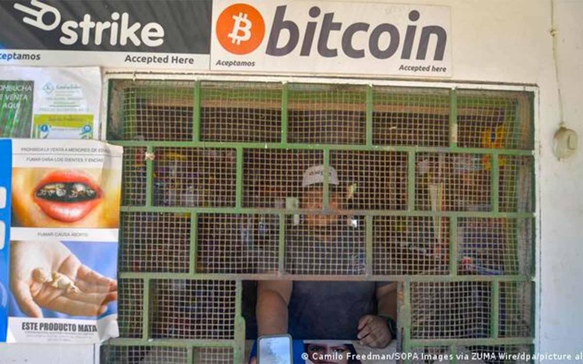 El Salvador el primer país en aceptar el bitcoin como moneda legal