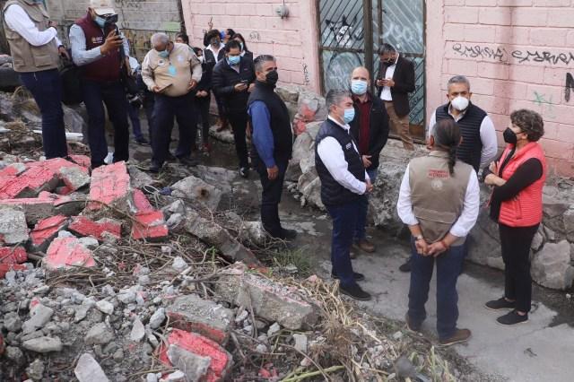 Rehabilitarán escuelas dañadas por las  lluvias en Ecatepec