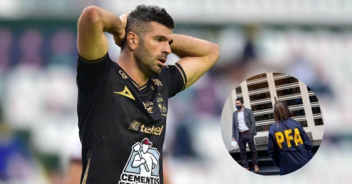 Allanan la AFA y ocho equipos por lavado de dinero en traspasos al futbol mexicano
