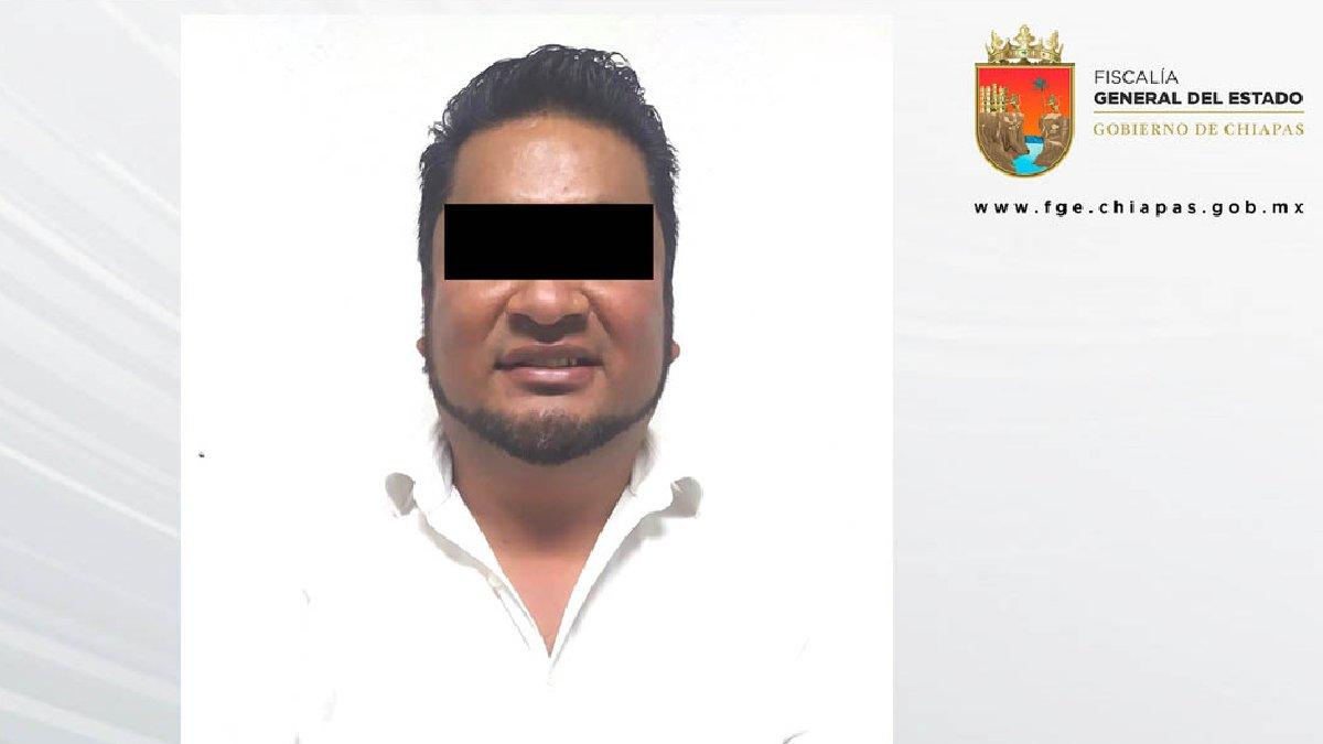 Cae exalcalde por multihomicidio en Chiapas
