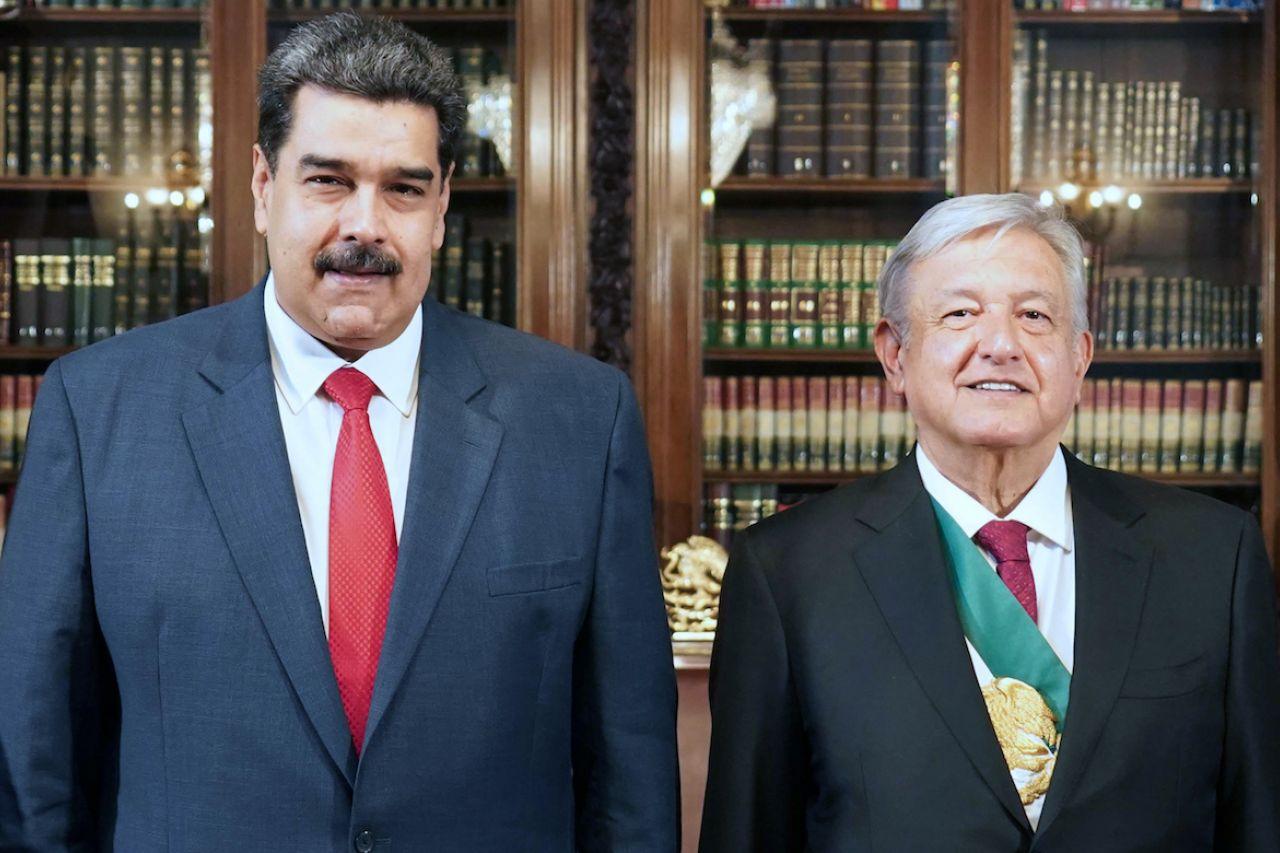 AMLO debió haber extraditado a Nicolás Maduro: Senadores de EUA