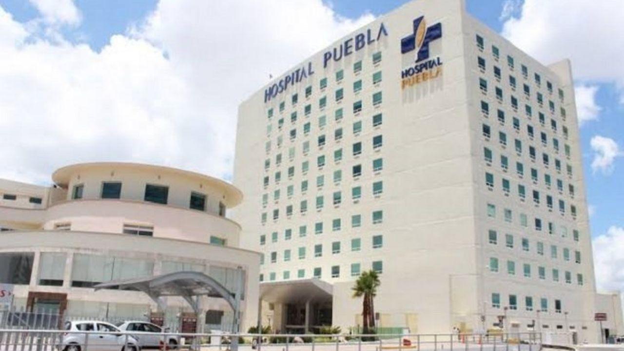 Paciente con Covid-19 se lanza del cuarto piso de un hospital en Puebla