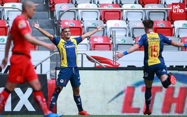 #VIDEO Toluca pierde ante Atlético San Luis en el estadio Nemesio Diez