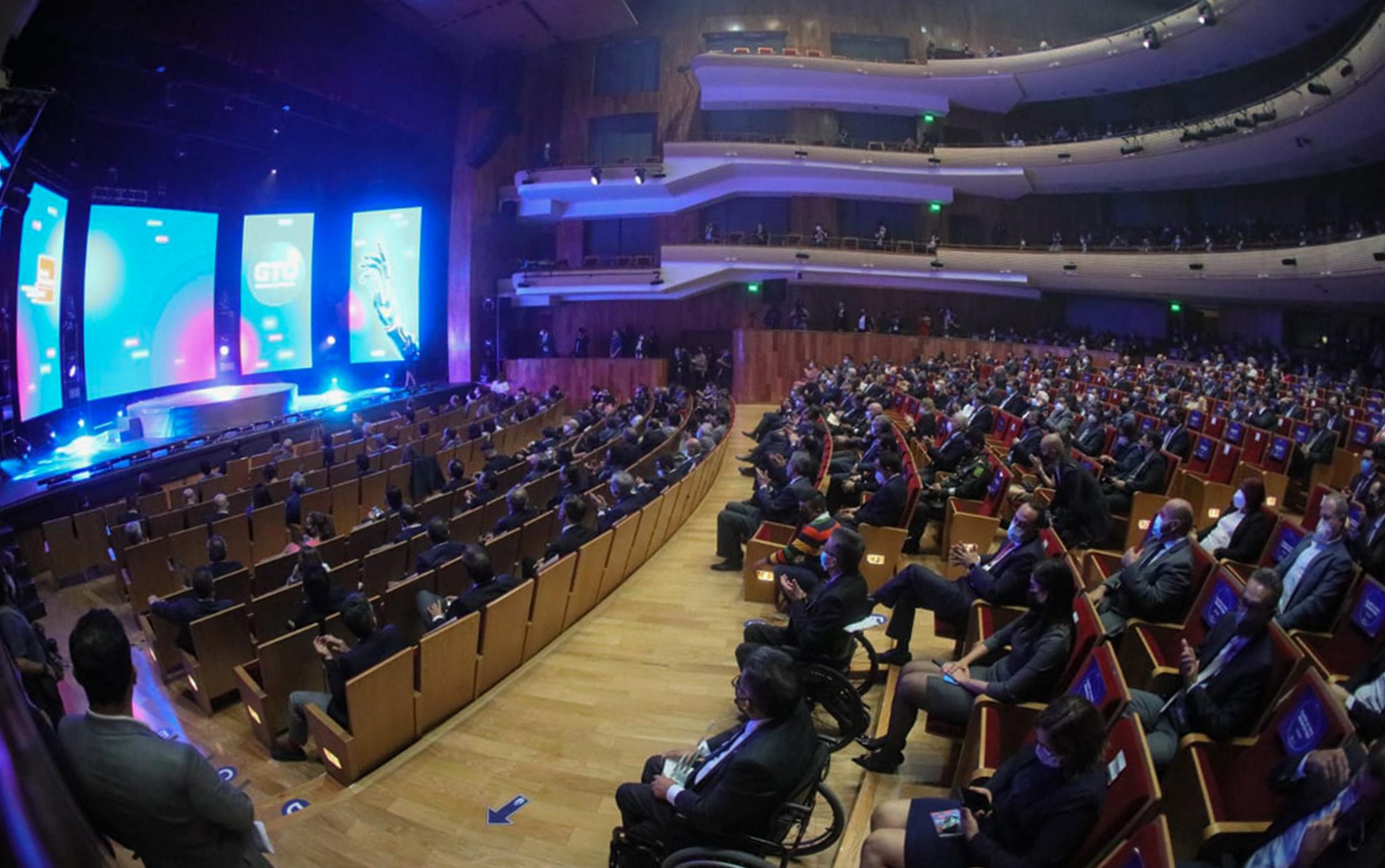 Recibe poder judicial premio a la transformación digital