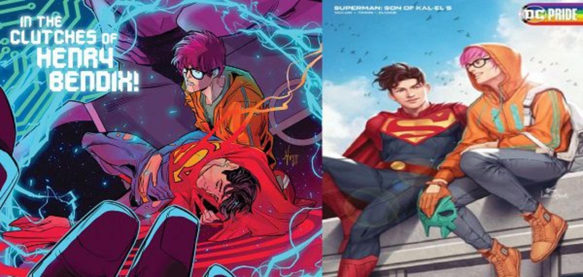 DC Comics confirma que el nuevo Superman es bisexual