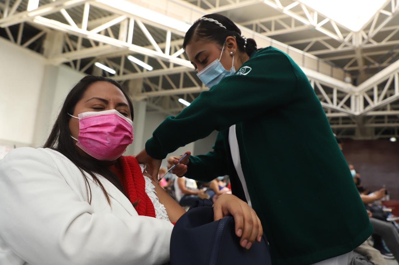Ecatepec aplicará vacuna Sputnik V a jóvenes de 18 a 29 años