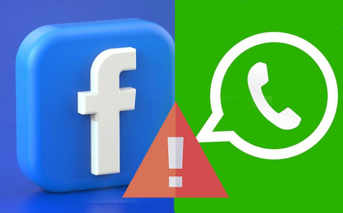 Se cae Facebook, Instagram y WhatsApp en todo el mundo