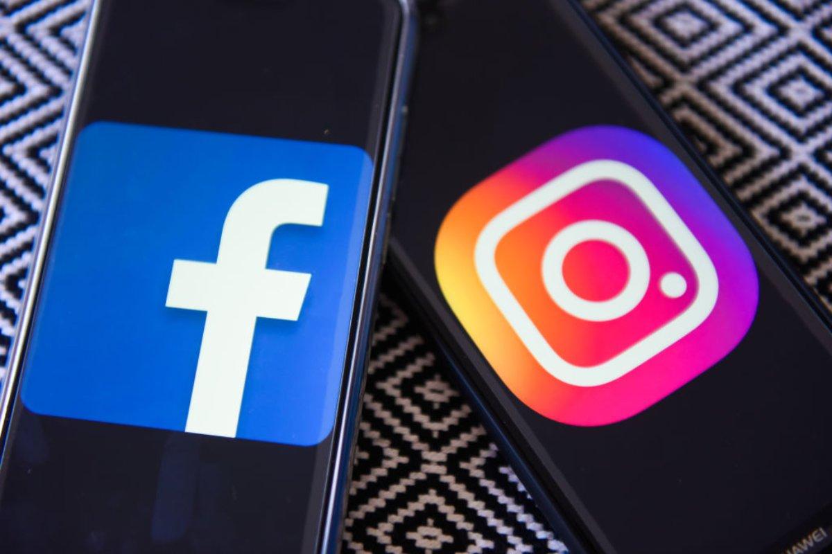 Por segunda vez en la semana Facebook e Instagram fallan