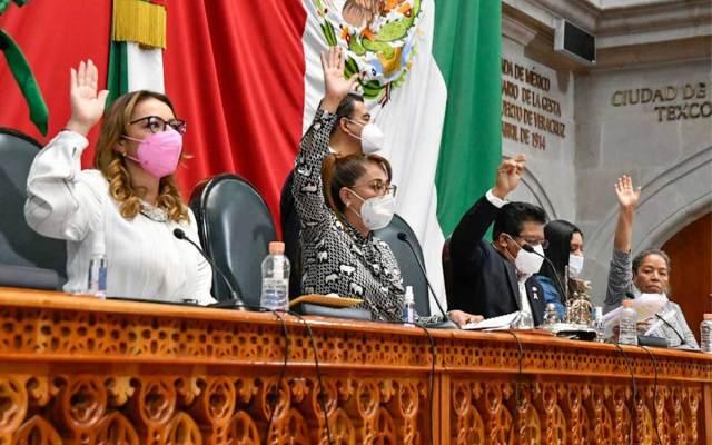 A propuesta de la Jucopo, se integraron 36 comisiones permanentes, siete comisiones especiales y cinco comités.