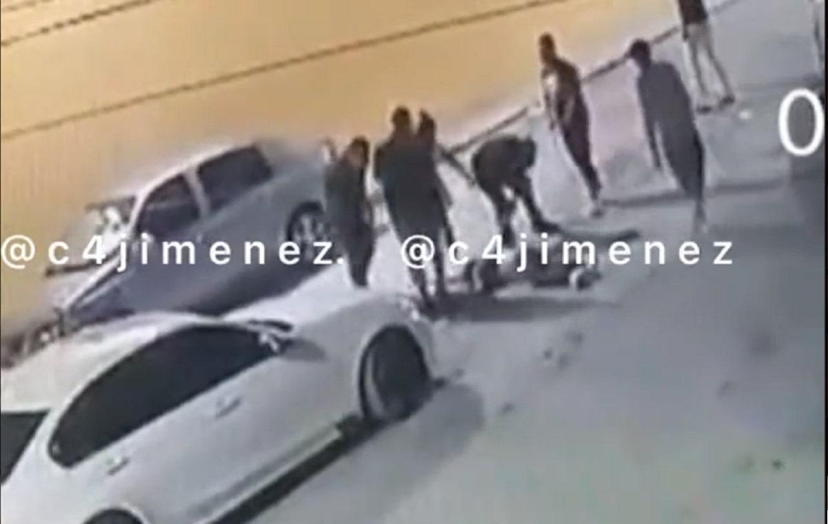 Golpean y machetean a anciano por un lugar de estacionamiento en Ecatepec