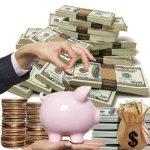 66 ways to save money, ahorrar dinero, alcancia, tunquito, pig