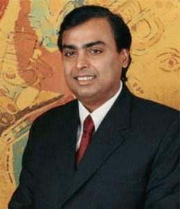 Biografía de Mukesh Ambani – Fundador de Reliance Industries