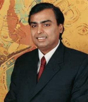 Mukesh Ambani, biografía, india, forbes