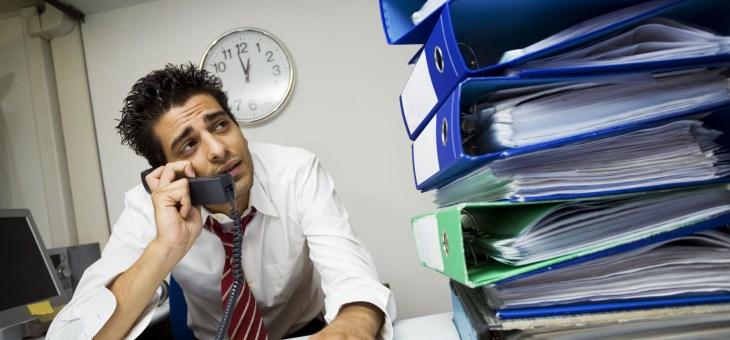 5 Maneras de Detener el Estrés y Agotamiento antes que Comience