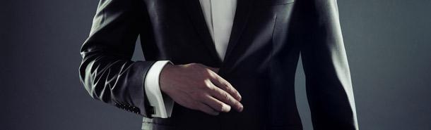 empresario, elegante, traje, claves, éxito, duradero