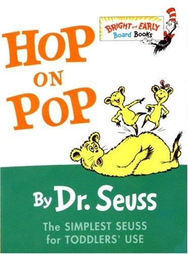 Hop on Pop Seussblog