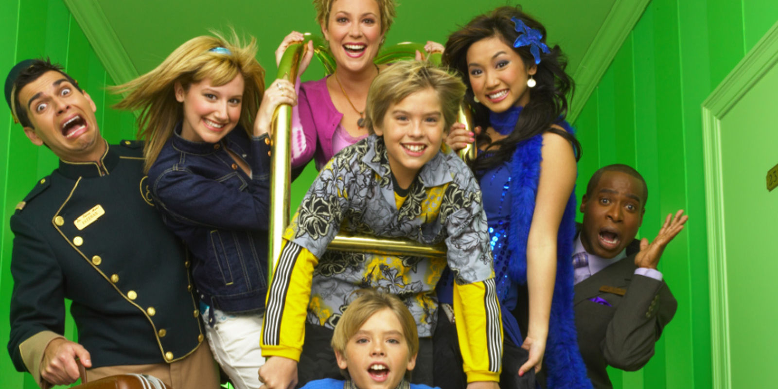 Suite life of zack and cody sex