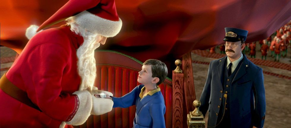 Reading The Polar Express as a kid, the illustrations nearly jumped off the pages—but the graphics in the movie version are a whole other level of awesomeness. Cuddle up with your little cousins, nieces, or siblings for the story of a boy riding a magical train to the North Pole on Christmas Eve.