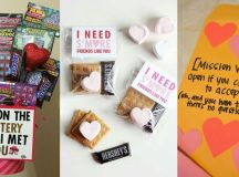 10 Easy DIY Valentine's Day Gifts - Homemade V-Day Gifts ...