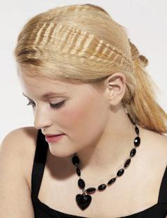 crimped hair hair ideas