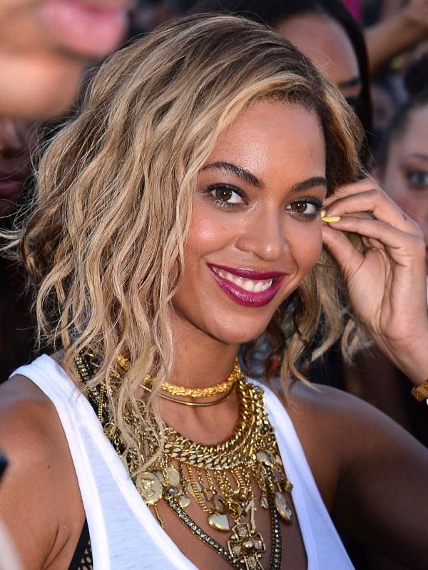 Beyonce Blonde Hair Color
