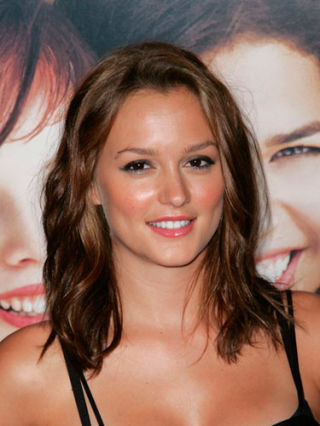 How To Get Leighton Meester39s Hair and Makeup Leighton