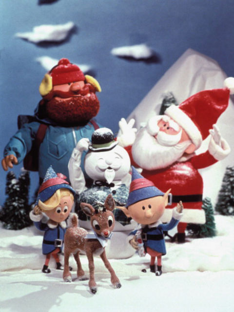 Rudolph, the Red-Nosed Reindeer is another old-school holiday classic. Some of the best Christmas songs came from this 1964 film, like