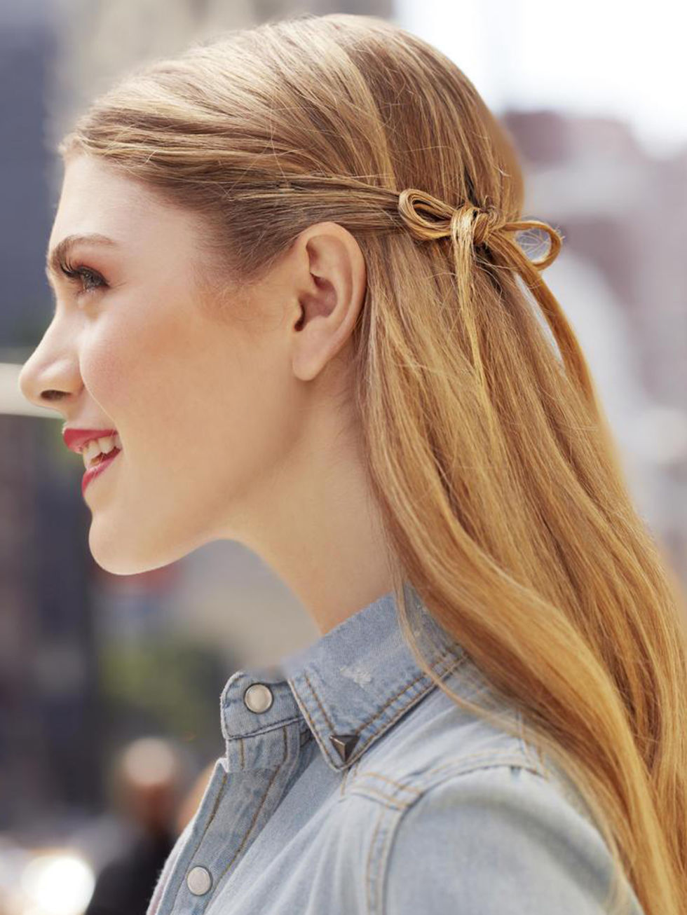 16 Epic New Year's Eve Hairstyle Ideas Hair Inspiration For NYE 2017