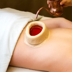 Ayurveda Massage Dough Basti in Utah