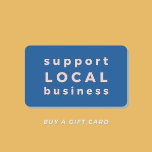 Support Local Business Massage Utah Gift Card
