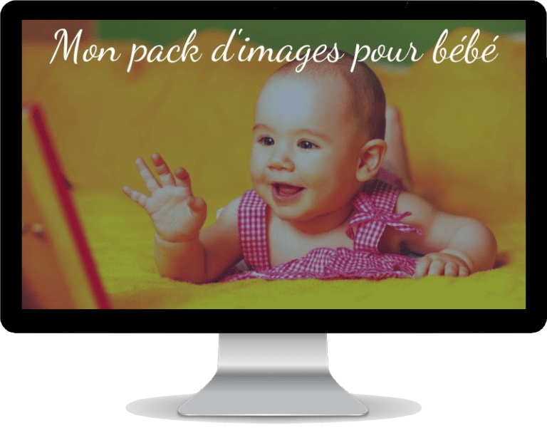 pack images montessori bébé