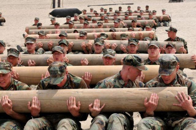 Коронадо (Coronado). Учения военных