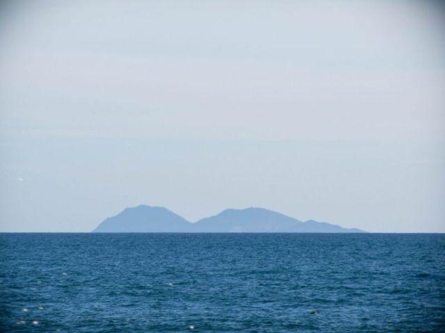Коронадо. Вид с пляжа
