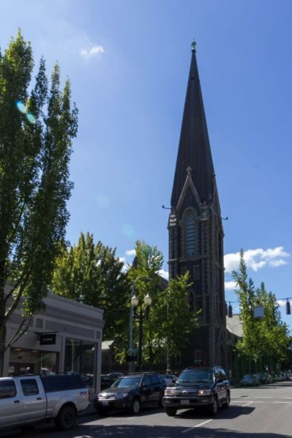 Портленд. Первая Пресвитерианская церковь